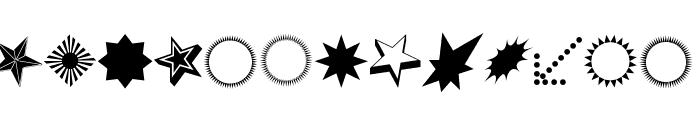TypoSignals Font UPPERCASE