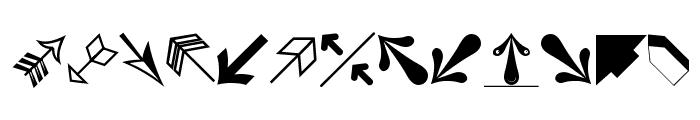 TypoSignals Font LOWERCASE