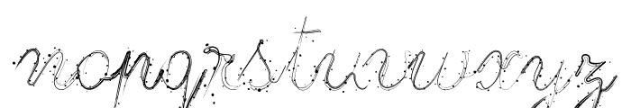 Typochok Font LOWERCASE