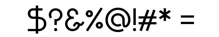 Typografix Font OTHER CHARS