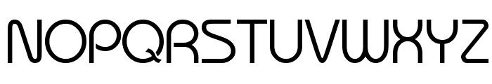 Typografix Font UPPERCASE