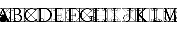 TypographerCapsSSK Font UPPERCASE