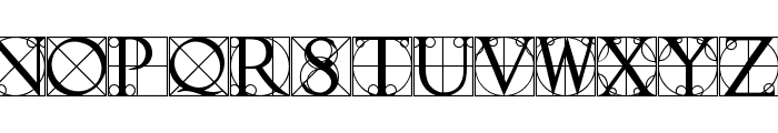 TypographerCapsSSK Font LOWERCASE
