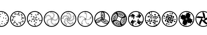 TypographicRosettas Font LOWERCASE