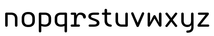 Typori Regular Font LOWERCASE