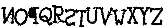 tYpEwRiTeR's ReVeNgE! Font UPPERCASE