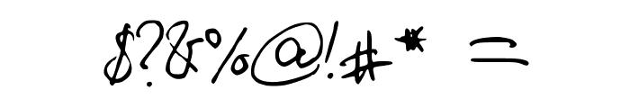 typischvoornu2014 Font OTHER CHARS