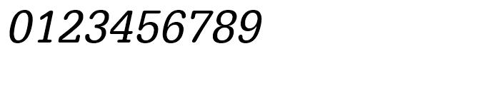 Typewriter Regular Narrow Oblique Font OTHER CHARS