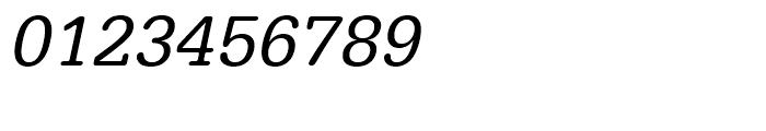 Typewriter Regular Oblique Font OTHER CHARS