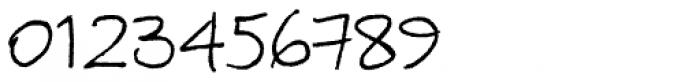 TyfoonScript Light Font OTHER CHARS