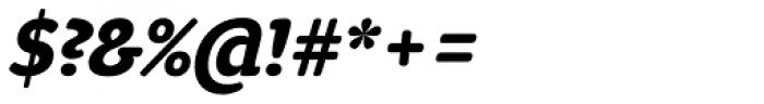 Tyke Std Bold Italic Font OTHER CHARS