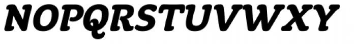Tyke Std Bold Italic Font UPPERCASE