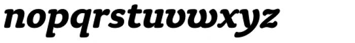 Tyke Std Bold Italic Font LOWERCASE