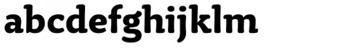 Tyke Std Bold Font LOWERCASE