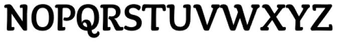 Tyke Std Medium Font UPPERCASE
