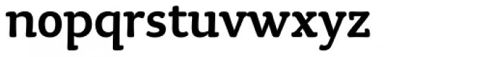 Tyke Std Medium Font LOWERCASE