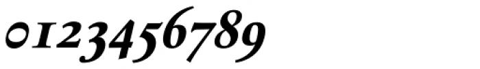 Tyma Garamont SemiBold Italic Font OTHER CHARS