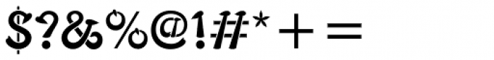 Typados Std Font OTHER CHARS