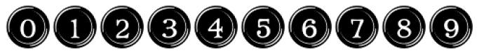 Type Keys Filled Pro Font OTHER CHARS