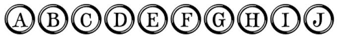 Type Keys Pro Font LOWERCASE
