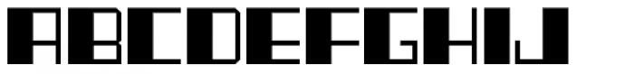 Type Uncommon JNL Font LOWERCASE