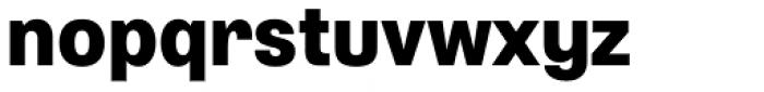 Typewalk 1915 Extra Bold Font LOWERCASE