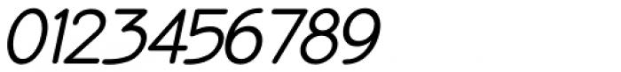 Typewriter Sans Oblique JNL Font OTHER CHARS