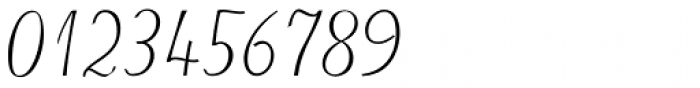 Typha Latifolia Medium Font OTHER CHARS