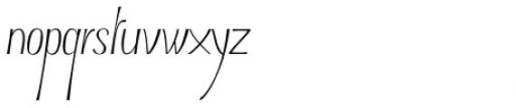 Typha Latifolia Medium Font LOWERCASE