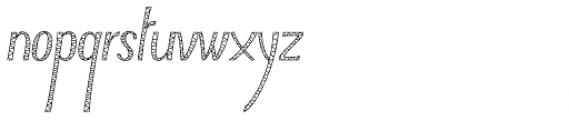 Typha Var05 Font LOWERCASE