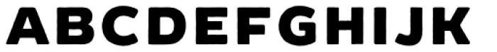 Typnic Headline Font LOWERCASE