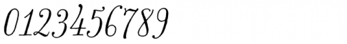 Typnic Script Font OTHER CHARS