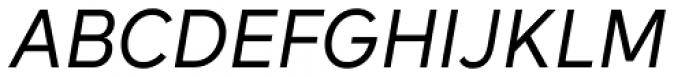 Typold Condensed Book Italic Font UPPERCASE