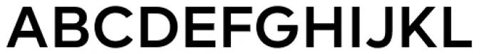 Typold Medium Font UPPERCASE