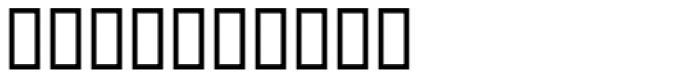 Typoschnee EF Regular Font OTHER CHARS