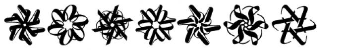 Typoschnee EF Regular Font LOWERCASE