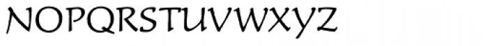 Typoskript AR Font UPPERCASE