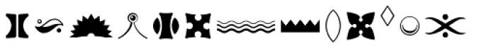 Typostuff EF Alpha Font UPPERCASE