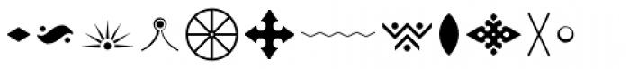 Typostuff EF Alpha Font LOWERCASE