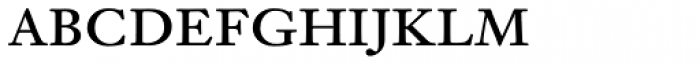 Tyrnavia Small Caps Font LOWERCASE