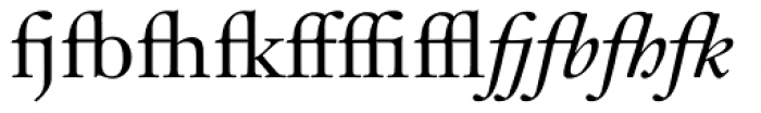 Tyrnavia Xperts Font UPPERCASE