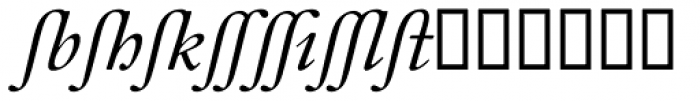 Tyrnavia Xperts Font LOWERCASE