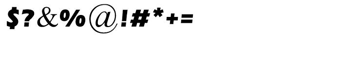 Tzach Black Font OTHER CHARS
