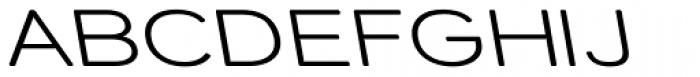 Tzaristane Bold Left Exp Font UPPERCASE