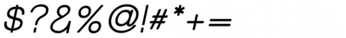 Tzaristane Bold Oblique Font OTHER CHARS