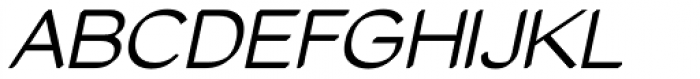 Tzaristane Cal SemiBold Oblique Font UPPERCASE