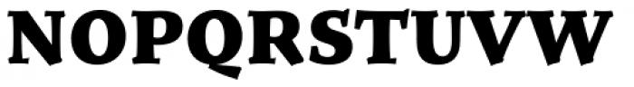 Tzimmes Black Font UPPERCASE
