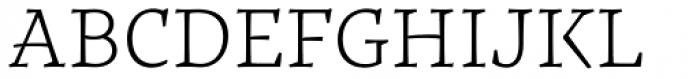 Tzimmes Extra Light Font UPPERCASE