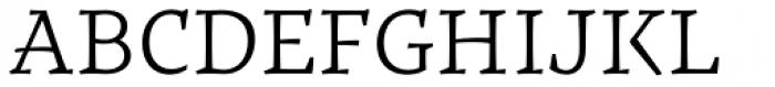 Tzimmes Light Font UPPERCASE