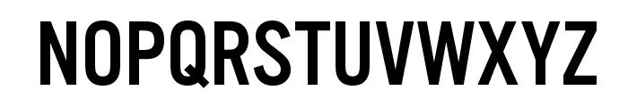 U.S. 101 Font UPPERCASE